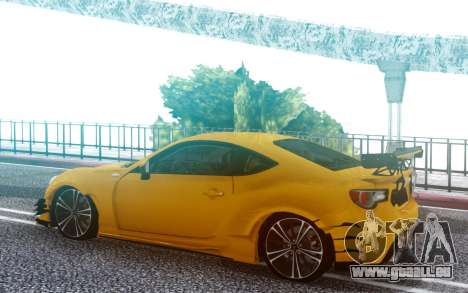 Toyota GT-86 pour GTA San Andreas