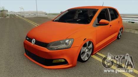 Volkswagen Polo pour GTA San Andreas