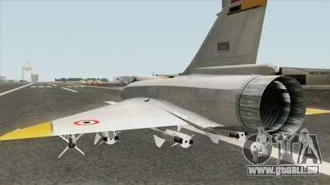 Mirage 2000 Egypt pour GTA San Andreas