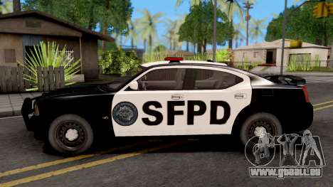 Dodge Charger SRT 8 Police pour GTA San Andreas