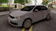 Volkswagen Voyage G5 pour GTA San Andreas