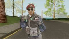 Colussus Militia V2 (Call Of Duty: Black Ops II) pour GTA San Andreas