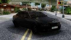 BMW M5 E39 Black pour GTA San Andreas
