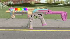 Call Of Duty Black Ops 4: GKS (Tactical Unicorn) pour GTA San Andreas