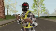 Black Guy Skin V3 pour GTA San Andreas