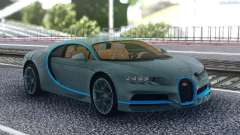 Bugatti Chiron Original pour GTA San Andreas