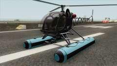 Sea Sparrow V2 GTA V für GTA San Andreas