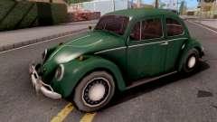 Volkswagen Beetle 1970 SA Style für GTA San Andreas