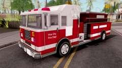 Firetruck GTA VC Xbox für GTA San Andreas