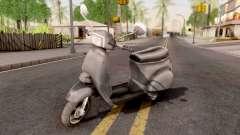 Faggio GTA VC Xbox pour GTA San Andreas