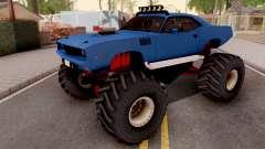 Plymouth Hemi Cuda Monster Truck 1971