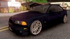 BMW E46 330Ci pour GTA San Andreas