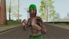 Skin Random 186 (Outfit Lowrider) pour GTA San Andreas