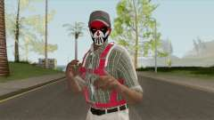 Black Guy Skin V1 pour GTA San Andreas
