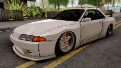 Nissan Skyline R32 1993 Rocket Bunny Pandem pour GTA San Andreas