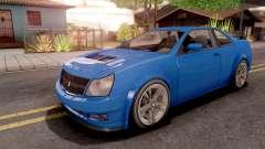 Albany Magallanica GTA IV EFLC für GTA San Andreas