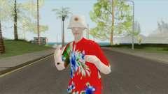 Maccer Skin V1 pour GTA San Andreas