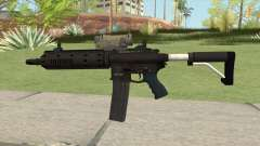 Carbine Rifle GTA V Tactical (Extended Clip) pour GTA San Andreas