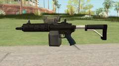 Carbine Rifle GTA V Tactical (Box Clip) pour GTA San Andreas
