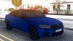 BMW M5 F90 2019 Competition pour GTA San Andreas