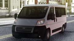 Peugeot Boxer Van für GTA San Andreas
