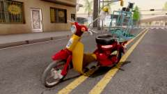 Honda Super Cub Business