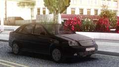 Chevrolet Lacetti Black pour GTA San Andreas