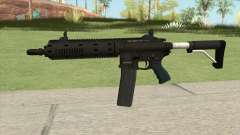 Vom Feuer Carbine Rifle GTA V (Extended Clip) pour GTA San Andreas