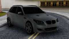BMW X5M E70 with M5 E60 face für GTA San Andreas