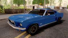 Ford Mustang 1970 für GTA San Andreas