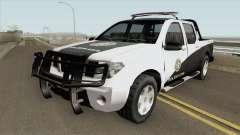 Nissan Frontier - Polícia Civile RJ