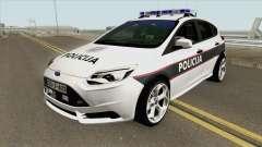 Ford Focus ST 2013 BiH Policija