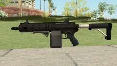Carbine Rifle GTA V Grip (Box Clip) pour GTA San Andreas