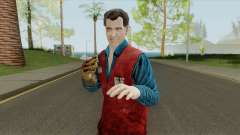Ashley J. Williams V1 (Dead By Deadlight) pour GTA San Andreas