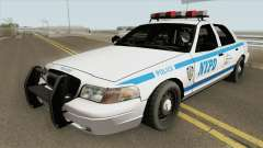 Ford Crown Victoria - Police NYPD v2