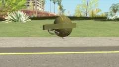 Frag Grenade (PUBG) pour GTA San Andreas