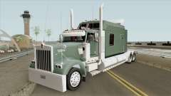 Kenworth W900 Extra Long Cab V2 für GTA San Andreas