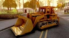 GTA V HVY Dozer v2 pour GTA San Andreas