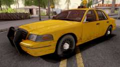 Ford Crown Victoria Taxi