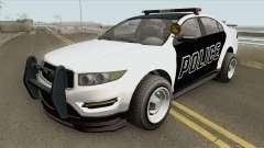 Vapid Unnamed Police Interceptor V2 GTA V