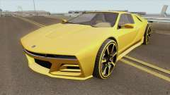 Ubermacht SC1 GTA V