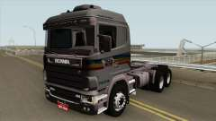 Scania 124G (Policia Militar)