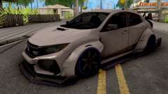 Honda Civic Type-R Grey pour GTA San Andreas