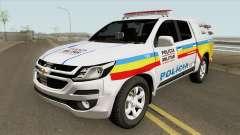 Chevrolet S10 (Policia Militar) 2019