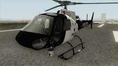 Police Maverick GTA V (SFPD Air Support Unit)