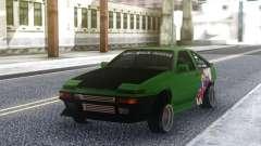 Toyota Corolla AE86 Coupe 1984