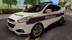 Hyunday IX35 Policija Bih