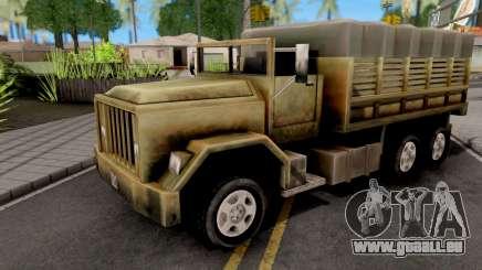 Barracks OL GTA VC Xbox pour GTA San Andreas