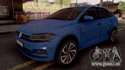 Volkswagen Polo 2019 pour GTA San Andreas