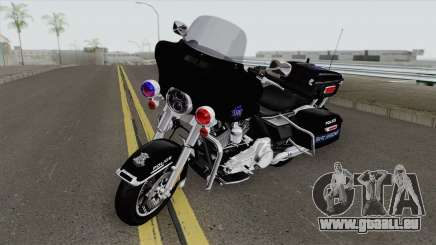 Harley-Davidson FLHTP - Electra Glide Police 2 pour GTA San Andreas
